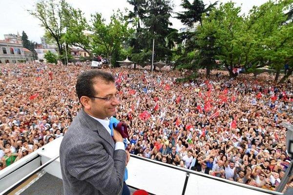 İmamoğlu'dan Erdoğan'ın eleştirilerine yanıt