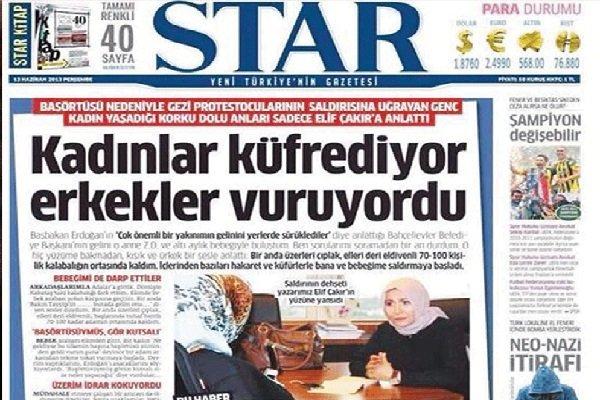 Star, Kabataş haberini çaktırmadan kaldırdı fark edilince geri koydu