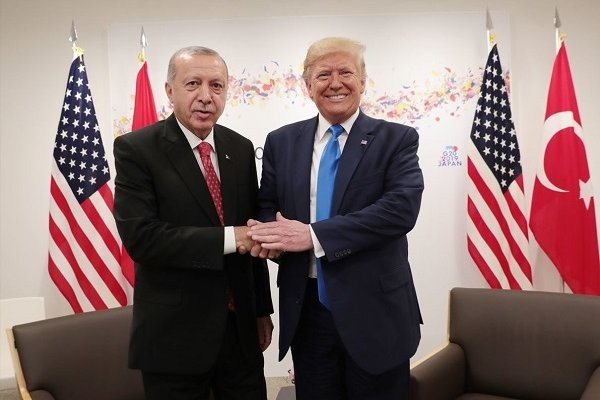 ABD, Erdoğan'ı beklerken yaptırım açıklaması yaptı