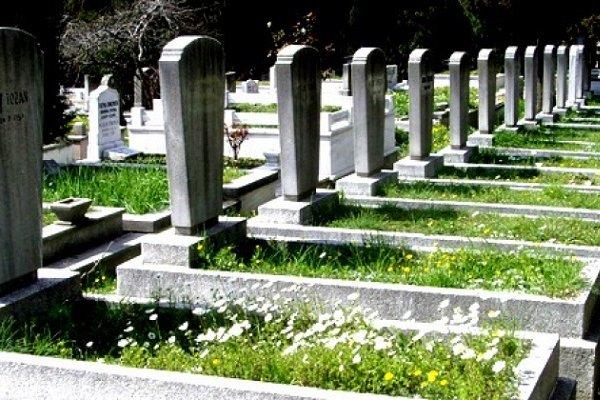 Boş mezar yeri fiyatı 30 bin TL'ye yükseldi