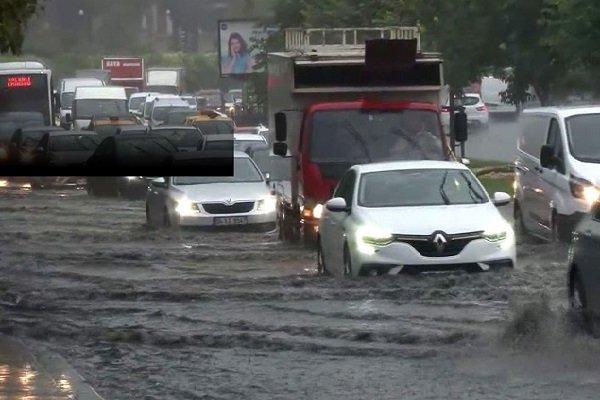 Meteoroloji Genel Müdürlüğü sel felaketi için İmamoğlu'nu suçladı