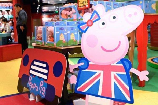 Hasbro, Peppa Pig'in yapımcısını 4 milyar dolara alıyor