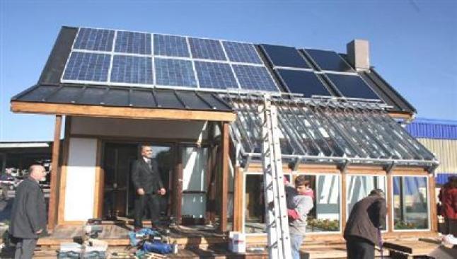 Kendi enerjisini üreten evler geliyor