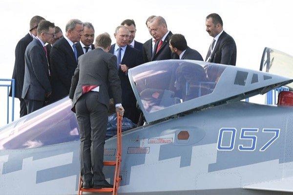 Su-35 ve Su-57 uçakları için Ruslarla görüşmeler başladı