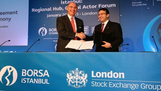 BIST, Londra Borsası işbirliği