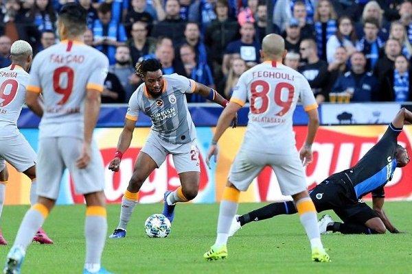 Galatasaray, Şampiyonlar Ligi'ne puanla başladı