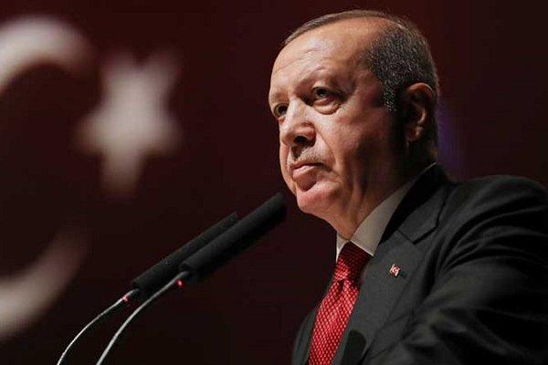Erdoğan: 2023 hedefleri için kararlılığımız sürüyor