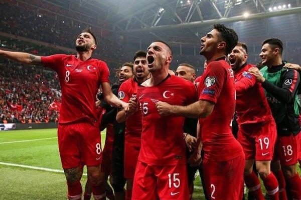 Türkiye, FIFA listesinde bir sıra geriledi
