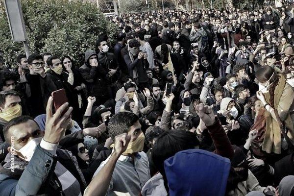 İran'da 100 kente sıçrayan protestolara ABD'den destek
