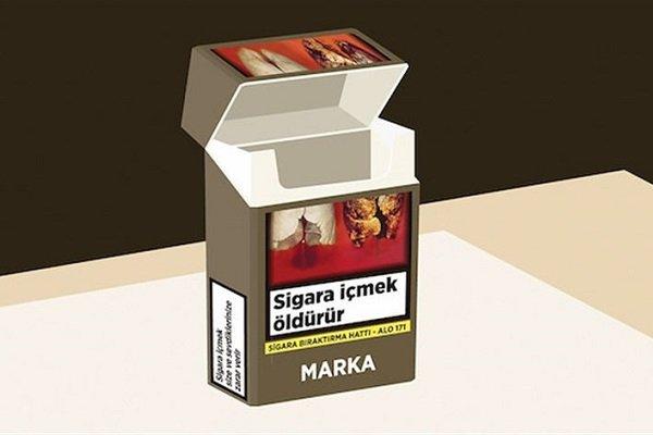 Sigarada tek paket uygulaması başladı
