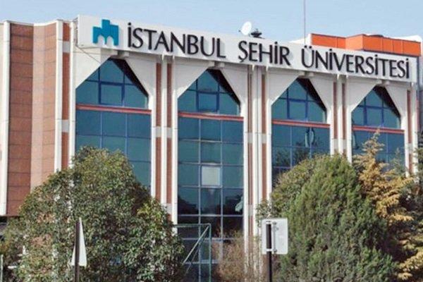 Erdoğan Şehir Üniversitesi'ni bitirdi