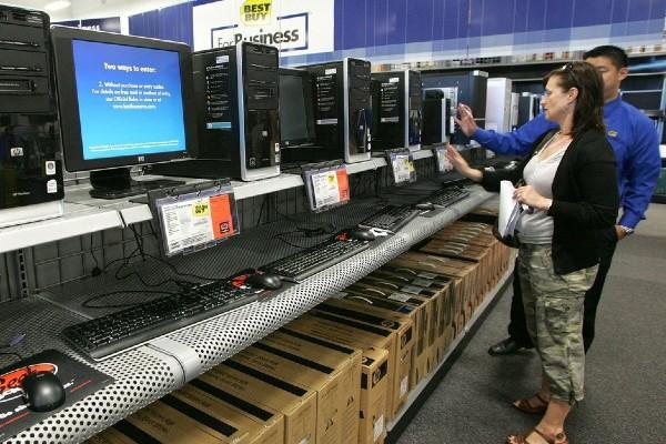 Dünyada kişisel bilgisayar 8 yıl sonra ilk kez arttı