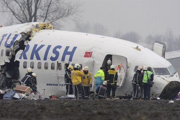 Düşen THY'nin uçağının raporu Boeing'in baskısıyla değiştirilmiş