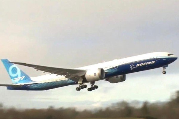 Boeing 12 bin kişiyi işten çıkartacak