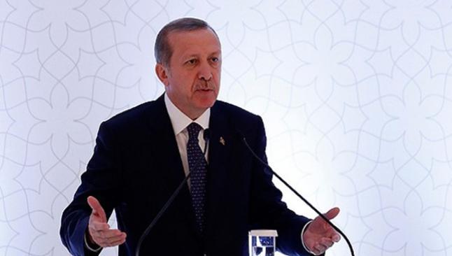 Erdoğan: Beni tehdit ediyorlar