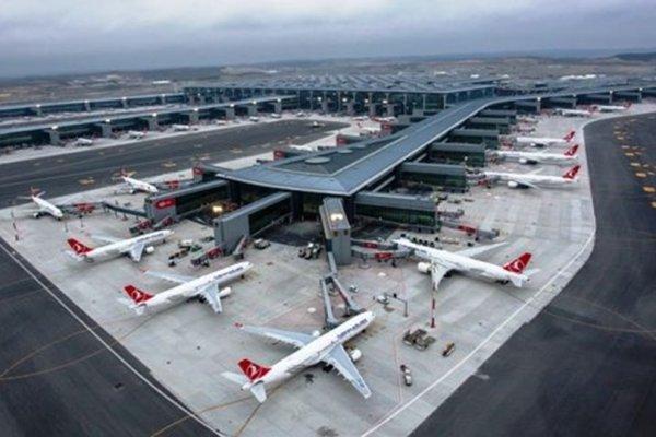 İstanbul Havalimanı 81 milyon yolcuya hizmet verdi