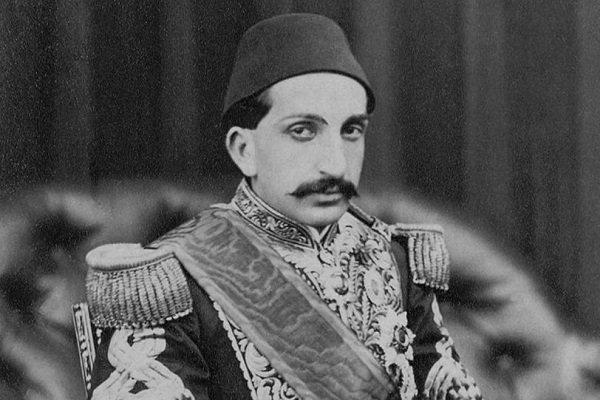II. Abdülhamid'in tahtına 100 bin TL