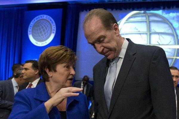 """IMF'den zengin ülkelere """"borçları ötleyin"""" çağrısı"""