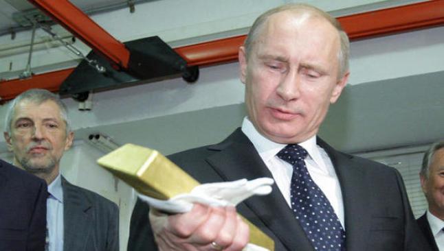 Putin'in inanılmaz serveti