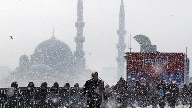İstanbul'da okullar yine tatil