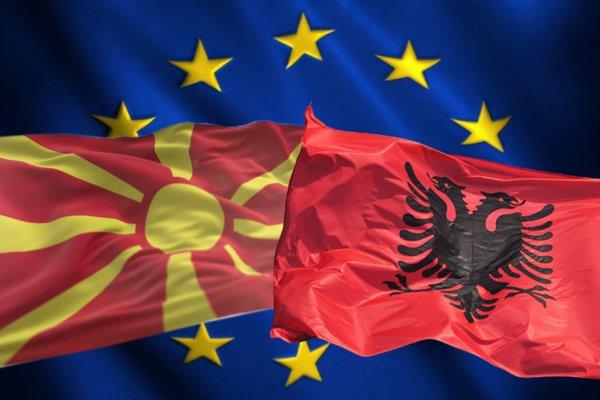 AB Arnavutluk ve Kuzey Makedonya ile görüşmelere başlıyor