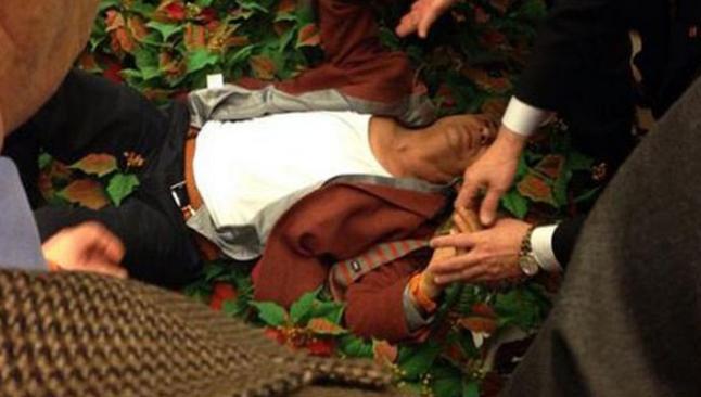 Meclis'te kan aktı, 5 vekil yaralı