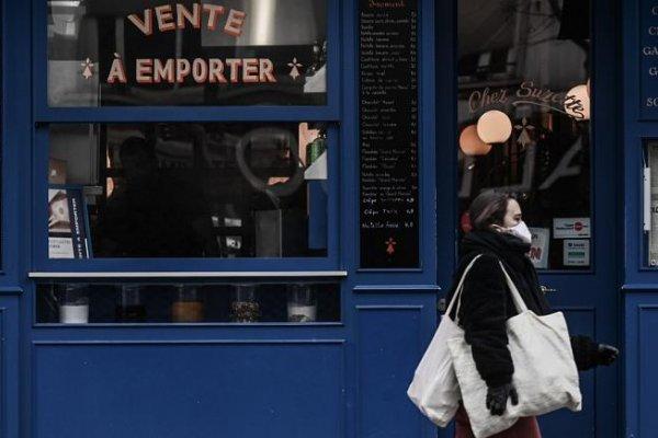 Fransa'da günlük vaka sayısı 50 bini geçti