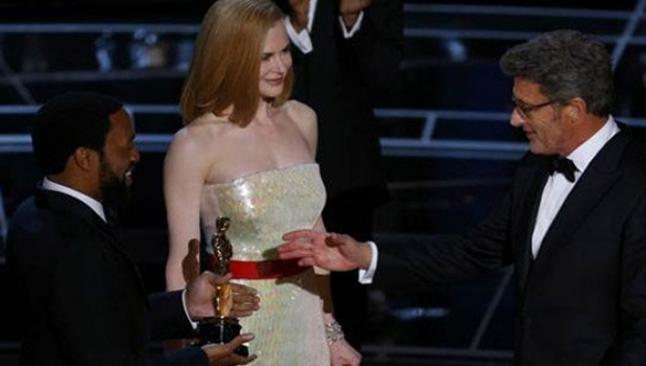 Oscar'ı Birdman kaptı