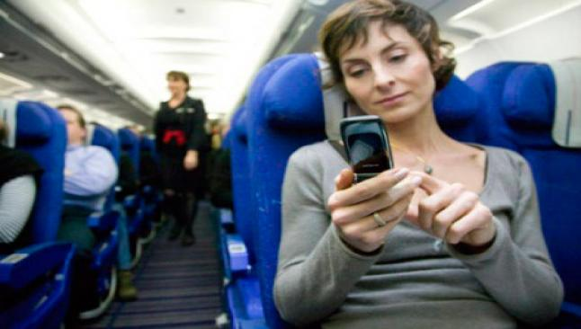 ABD'de uçakta elektronik cihaz serbest