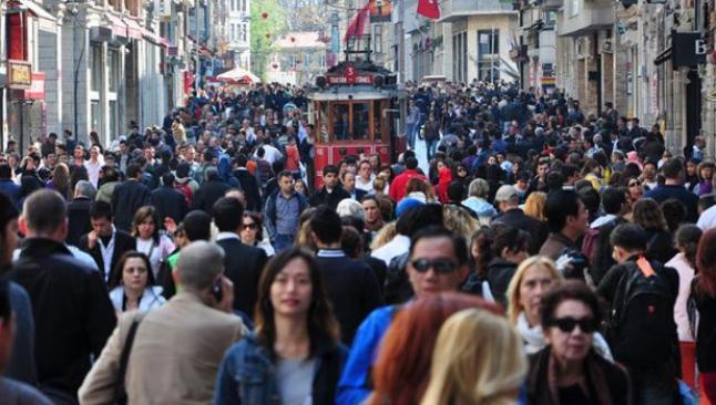 İstiklal Caddesi dünya ikincisi