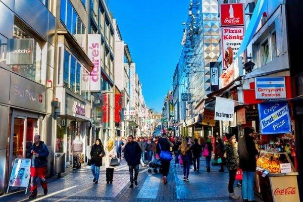 Almanya'da PMI son üç yılın zirvesinde