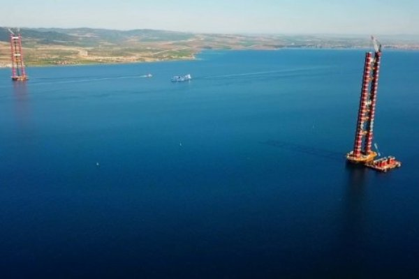 Çanakkale Boğazı yarın gemi trafiğine kapanıyor