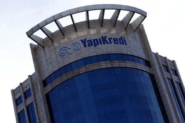 Yapı Kredi'den ilk çeyrekte 1,5 milyar lira net kar