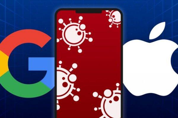 Apple ve Google, temas takip için güçlerini birleştirdi