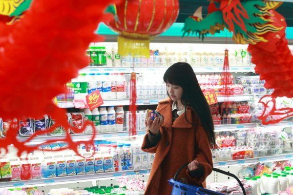 Süt ve ürünlerinde Çin kapısı açıldı