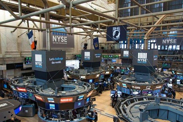 New York Borsası'nda yüzde 5'te fazla kayıp