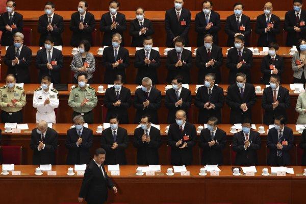 Çin ve ABD'den karşılıklı Hong Kong resti