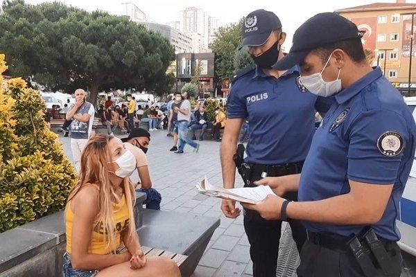 Polislerin kestiği salgın cezaları geçersiz