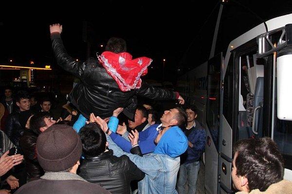 İstanbul'da asker uğurlamaları yasaklandı