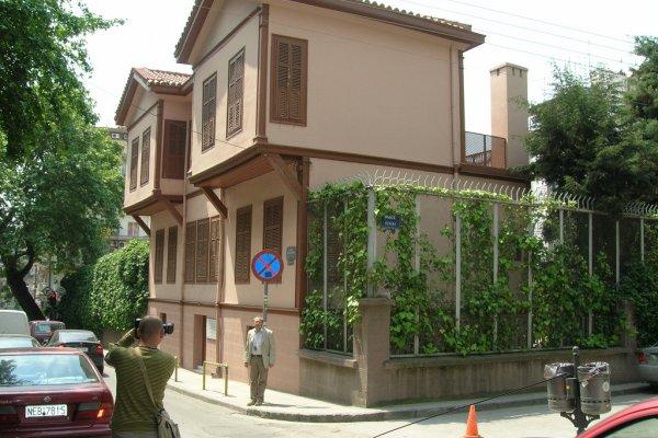 Yunan Bakan: Atatürk Evi, soykırım müzesi olabilir