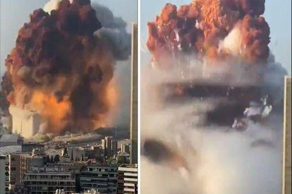 Beyrut'taki patlamada ölenlerin sayısı 100'e çıktı