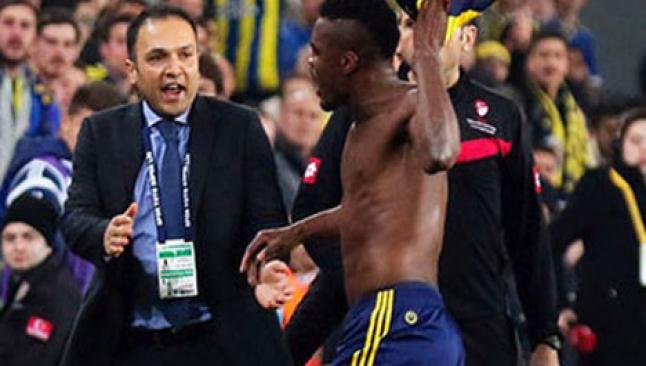 Emenike Türkiye'yi terk etti