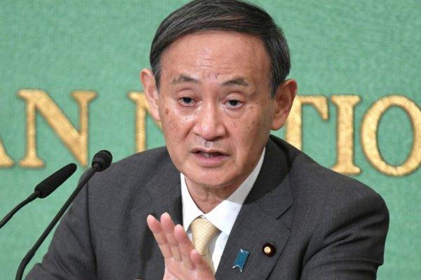 Japonya'da Suga yeni Başbakan olarak seçildi