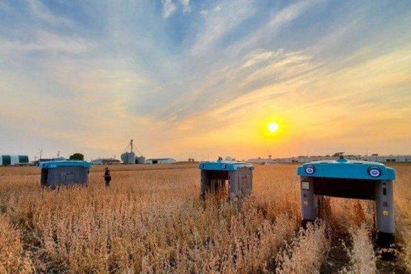 Google çiftçiler için tarım robotları üretti