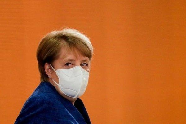 Merkel pandemi için destek istedi
