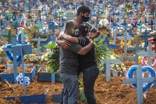 Brezilya'da vaka sayısı 20 milyonu aştı