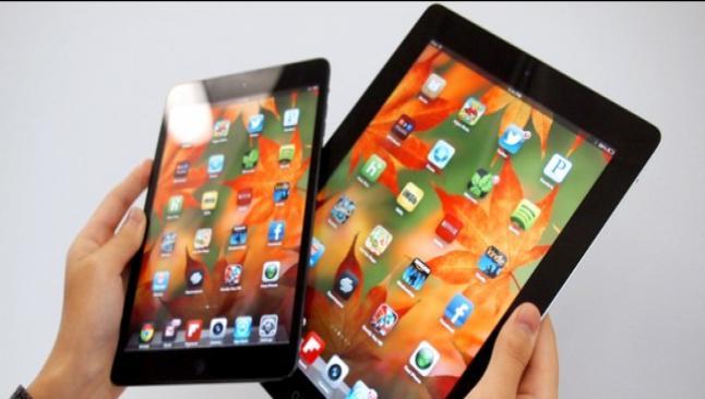 iPad'in Maxi'si geliyor