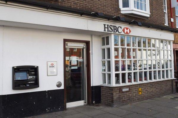 HSBC, İngiltere'de 82 şubesini kapatıyor
