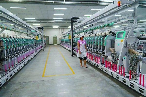 Çin menşeli bazı tekstil ürünlerine soruşturma açıldı