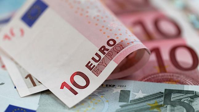 Euro bu yılın en yükseğinde